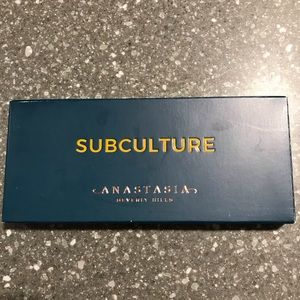 Anastasia Beverly Hills Makeup - NIB Anastasia Beverly Hills Subculture Palette